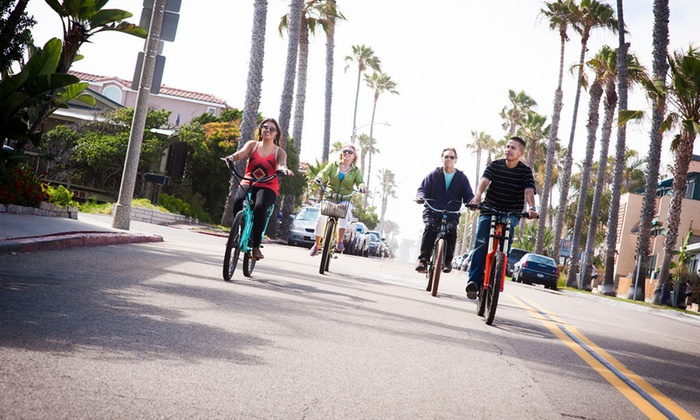 Dynamite Electric Bikes - Townsite: Up to 53% Off Electric Bike Tour at Dynamite Electric Bikes