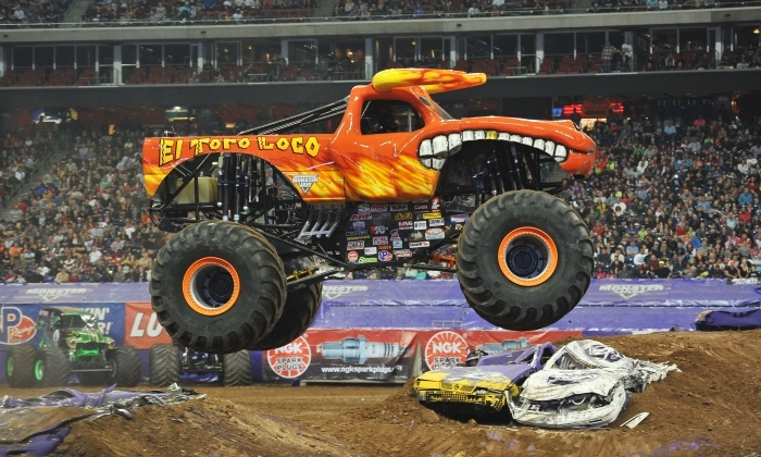 monster jam tickets groupon