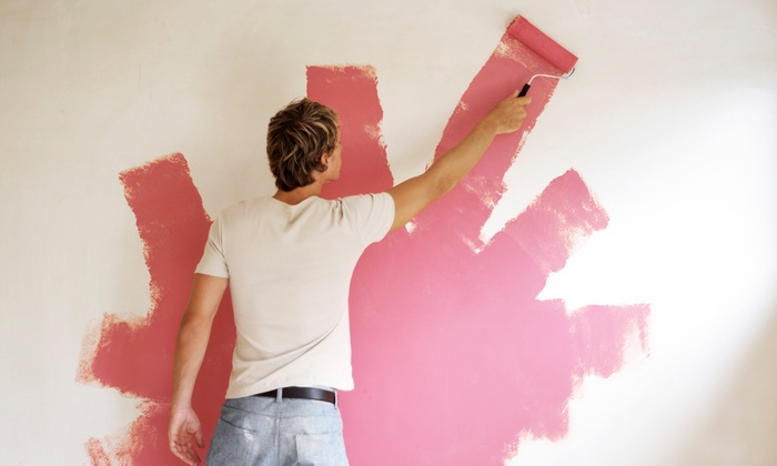 Elite Trade Painting - Erin Mills: $279 for One Day of Painting Services from Elite Trade Painting ($593.25)