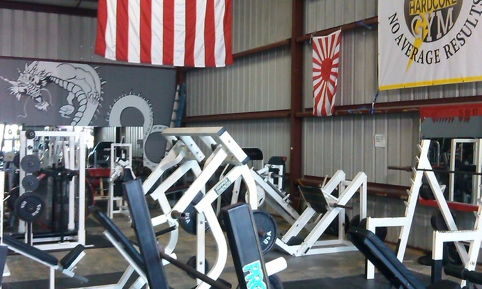 Amp Hardcore Gym - St. Augustine: $13 for $82 Groupon — AMP Harcore Gym