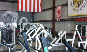 Amp Hardcore Gym: $13 for $82 Groupon — AMP Harcore Gym