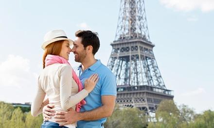 Parijs: tweepersoonskamer voor 2 pers. met ontbijt en naar keuze rondvaart op de Seine bij Hotel Romance Malesherbes