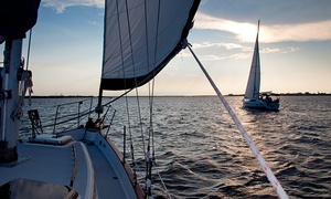 Sail South Carolina: Two- or Three-Hour BYOB Afternoon Sail for Up to Six at Sail South Carolina (Up to 46% Off)