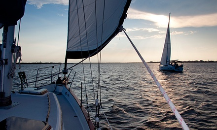 Two- or Three-Hour BYOB Afternoon Sail for Up to Six at Sail South Carolina (Up to 46% Off)