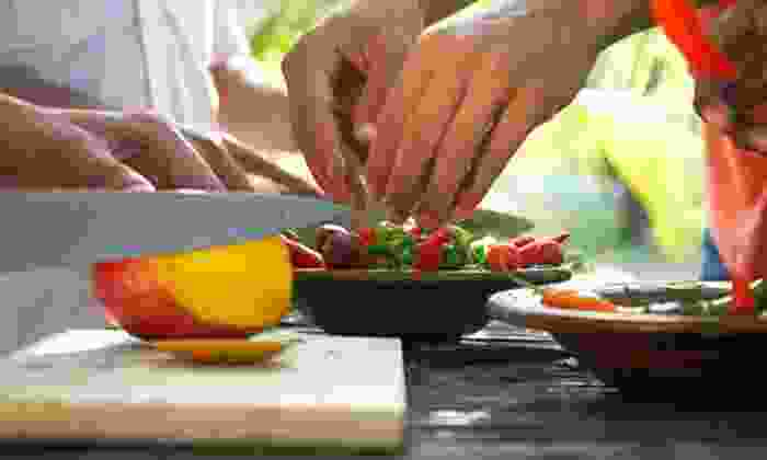 Vibrant Lifestyle - Liberty Village: $35 for a Healthy Raw-Food Cooking Class at Vibrant Lifestyle ($75 Value)
