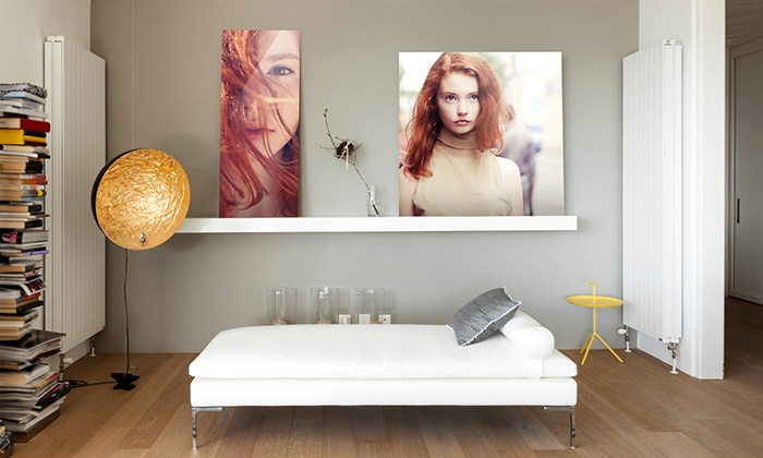 eigenes foto auf acrylglas groupon goods. Black Bedroom Furniture Sets. Home Design Ideas