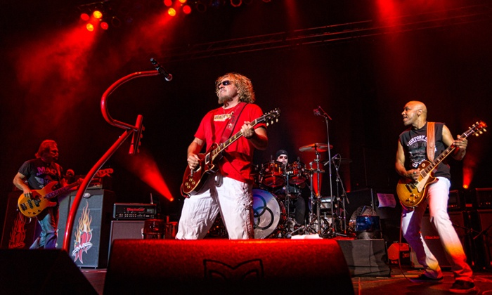 Sammy Hagar - Hollywood Casino Amphitheatre: Sammy Hagar at Hollywood Casino Amphitheatre on Saturday, August 15, at 7 p.m. (Up to 52% Off)