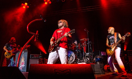 Sammy Hagar at Hollywood Casino Amphitheatre on Saturday, August 15, at 7 p.m. (Up to 52% Off)