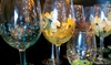 Up to 45% Off Wine Glass Painting at Paint and Sip Studio