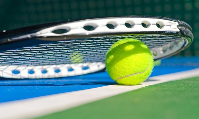 Jack Coleman Tennis Center - Garland: Tennis Packages at Jack Coleman Tennis Center (Up to 60% Off). Four Options Available.