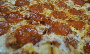 Amedeo's Pizza Apex: Pizza and Italian Cuisine for Dine-In or Take-Out at Amedeo's Pizza Apex (Up to 40% Off)