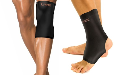 Copper Tough Knee, Ankle, or Elbow Compression Sleeves
