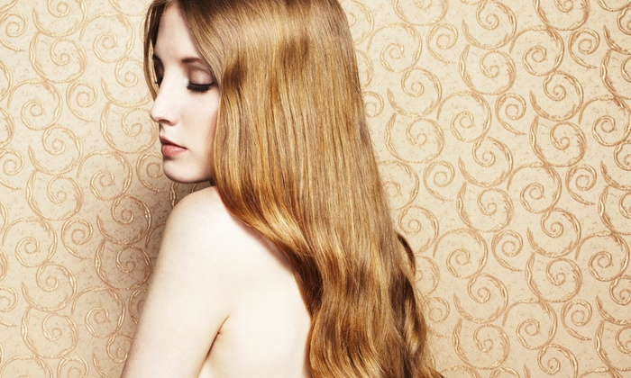 Lady Luck Hair Parlour - Kansas City: One or Two Groupons, Each Good for One Keratin Straightening Treatment at Lady Luck Hair Parlour (60% Off)