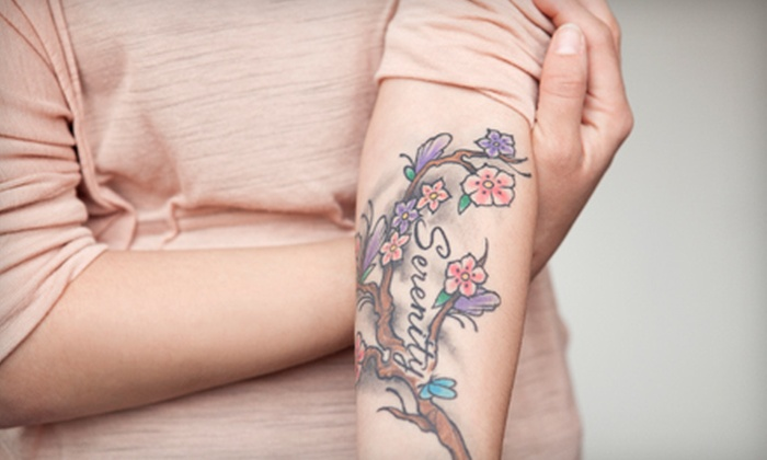 Ageless Arts Tattoo - Little Village: One or Three Hours of Tattooing at Ageless Arts Tattoo (Up to 69% Off)
