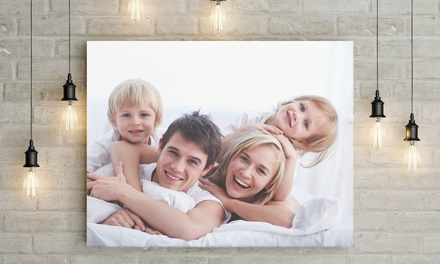 Canvas Prints from R215 with Dominico Designs (50% Off)