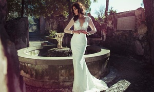 Atelier Kanto : Buono sconto fino a 1000 € per l'acquisto di abiti da sposa o da cerimonia