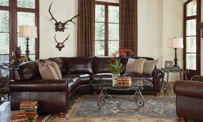 Douglas Furniture - Newhall: Furniture at Douglas Furniture (50% Off). Two Options Available.