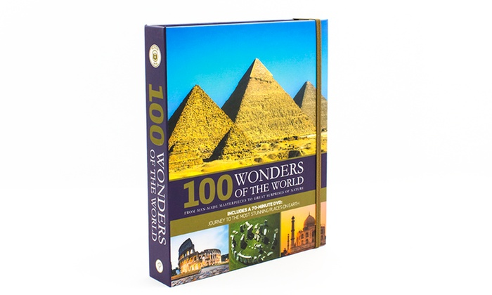 100 wonders of the world book