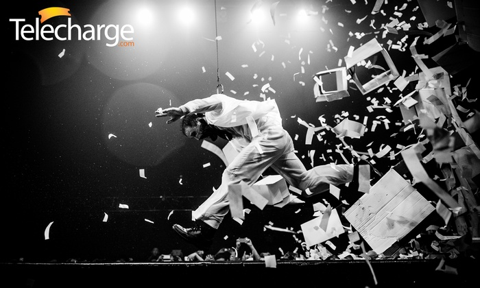 Fuerza Bruta - Daryl Roth Theatre: Fuerza Bruta at Daryl Roth Theatre (Up to 39% Off). Showtimes Available Through March 29
