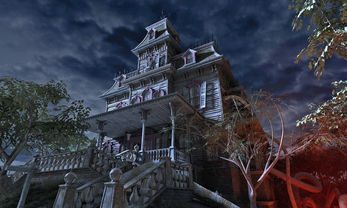 New England Wicked Scary - Murdock-Whitney Mansion: Six-Hour Paranormal-Investigation Tour with Buffet for One or Two from New England Wicked Scary (50% Off)