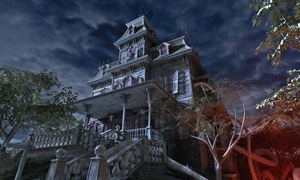 Fear the Woods: Haunted House, Trail, and Bus for Two or Four at Fear the Woods (Up to 44% Off)