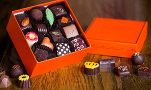 La Châtelaine Chocolat Co: $13 for $20 Worth of Chocolates, or 26-Piece Box of Assorted Chocolates at La Châtelaine Chocolat Co.