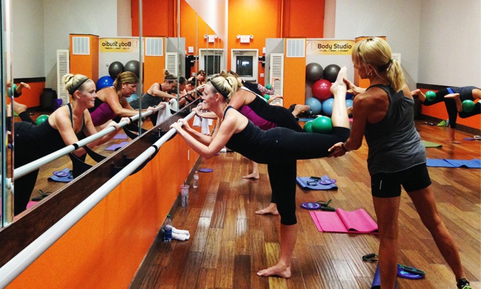 1 Body Studio - Windward Cay: 5 or 10 Barre, Pilates, and Yoga Classes at 1 Body Studio (Up to 48% Off)