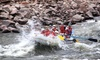 Colorado River Runs - Kremmling-Granby: Half-Day of Rafting for Two or Four from Colorado River Runs (Up to 35% Off)
