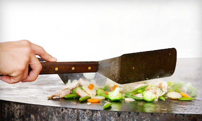 Kyoto - Tewksbury: Japanese Dinner Cuisine at Kyoto (Up to 58% Off). Two Options Available.