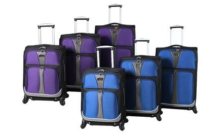 Verdi Bailo Spinner Luggage Set (3-Piece)