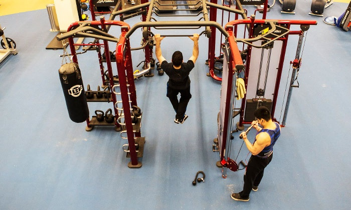 Toronto Pan Am Sports Centre - Toronto Pan Am Sports Centre: One-Month Fitness Membership for One or Two Adults or a Family at Toronto Pan Am Sports Centre (Up to 46% Off)