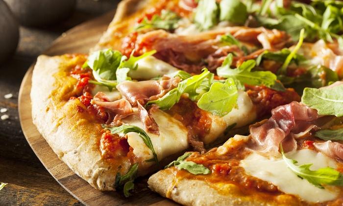 Tony's Villa Rosa - Frankfort Square: $9 for $15 Worth of Pizzeria Food at Tony's Villa Rosa. Order Online.