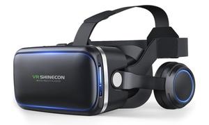 Lunettes 3D de réalité virtuelle
