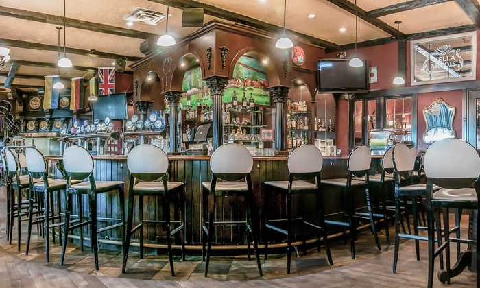 The Rose And Crown Pub - Edmonton Pubs - Edmonton: Pub Food, Local and Import Beer, Spirits, and Wine at The Rose & Crown Pub (Up to 43% Off)