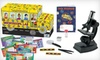 """""""The Magic School Bus"""" Lab Series: $24 for One """"The Magic School Bus"""" Chemistry, Microscope, or Slime and Polymer Lab Series ($39.99 List Price)"""