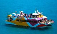 Excursión Bay Cruise o Paradise en catamarán para 2 adultos con opción a hasta 2 niños desde 17,95€ en Cruceros Cormorán