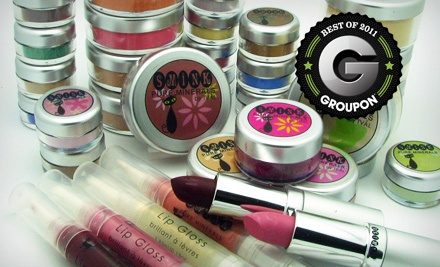 $40 Groupon for Mineral Makeup Online  - Tval  in St. John's