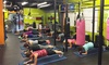 Temple Fitness Franklin - Franklin: One 8-Week Transformation Package or One Month of Unlimited Classes at Temple Fitness (Up to 65% Off)