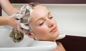 Hair Profiles: One or Three Blowouts and Conditioning Treatments at Hair Profiles (Up to 65% Off)