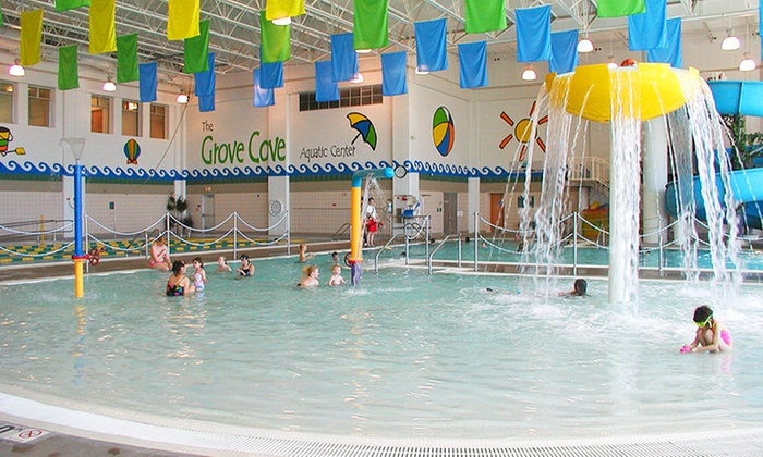 """Maple Grove Community Center - Maple Grove: $45 for 10 Daily """"All-Building"""" Admissions at Maple Grove Community Center ($80 Value)"""