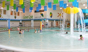 """Maple Grove Community Center: $40 for 10 Daily """"All-Building"""" Admissions at Maple Grove Community Center ($80 Value)"""