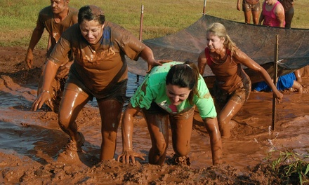 Big Country Mudslinger Fun Run for One, Two, or Up to Six from Abilene Youth Sports Authority (Up to 52% Off)
