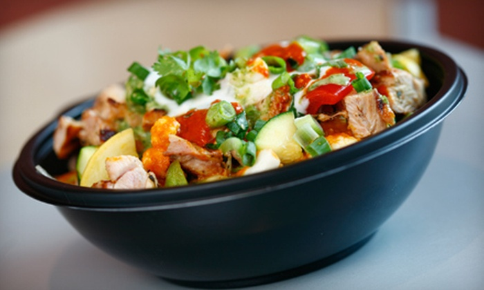 Bombay Bowl - Denver: $8 for $16 Worth of Healthy Indian Fare at Bombay Bowl
