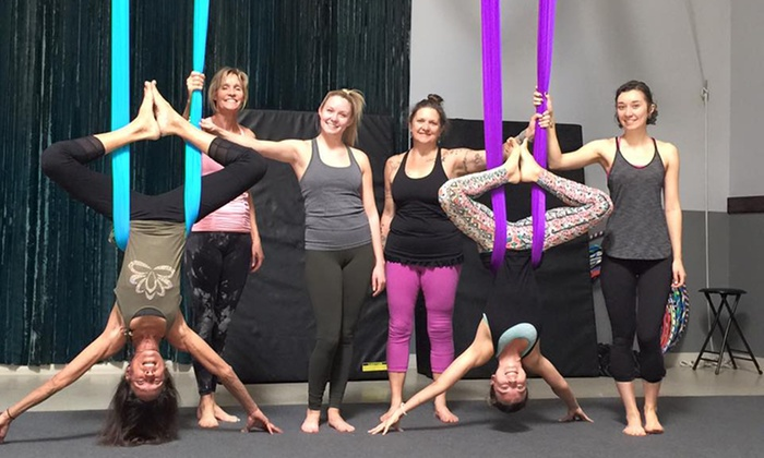 Circus School of Arizona - Circus School of Arizona: Three or Six Circus or Aerial Arts Classes at Circus School of Arizona (Up to 61% Off)