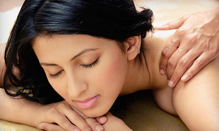 Liberty Massage and Wellness Center - Northeast Neighbors: $30 for a 50-Minute Swedish Massage or 60-Minute Reiki Session at Liberty Massage and Wellness Center (Up to $65 Value)