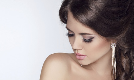 Haute to Trot Couture Makeup Application and Brow Wax or Eyebrow Pencil at Deco De Mode (53% Off)