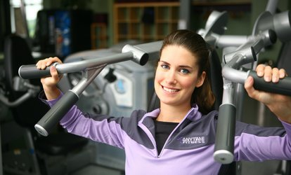 Up to 62% Off 24Hr Access <strong>Gym</strong> Membership at Anytime Fitness-Sacramento