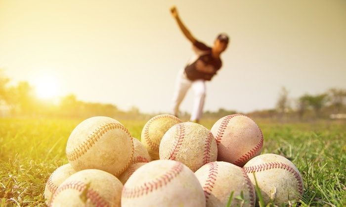 Professional Baseball Instruction, Inc - Multiple Locations: $157 for Kids' Summer Camp at Professional Baseball Instruction, Inc ($289 Value). Five Options Available.