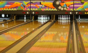 Let It Roll Bowl: Two Hours of Bowling with Shoes, Popcorn, and Soda for Two or Six at Let It Roll Bowl (Up to 47% Off)