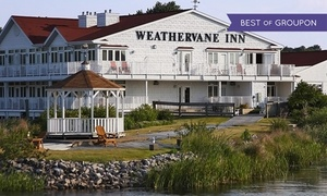 Lakefront Hotel in Quaint Michigan Town at The Weathervane Inn, plus 6.0% Cash Back from Ebates.